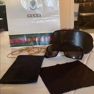 Pre-owned Gucci Sunglasses